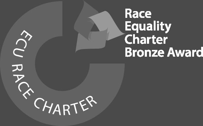 ECU Race Charter logo
