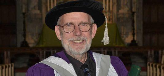 Three-time Oscar and BAFTA winner Walter Murch honoured by the University