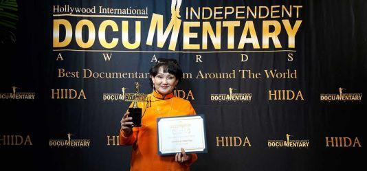Creative Arts graduate wins prestigious student Oscar