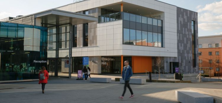 Hertfordshire Business School awarded 3-year Small Business Charter Award