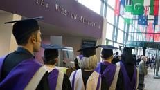 Robe hire for Graduation Ceremonies