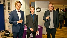 Big Bear - Bradley Blyth, Greg Burns and Jack Hughes – School of Creative Arts