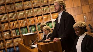 Undergraduate law courses