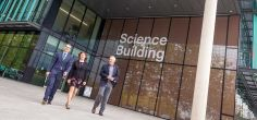 East of England MEP visits to discuss pioneering science partnership benefiting the region's SMEs