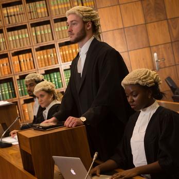 Mock Law Hearing
