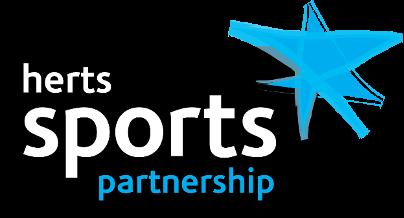 Herts sports partnership logo