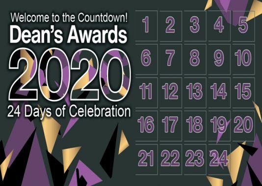 24 Days of Celebration: Business School Dean's Awards 2020