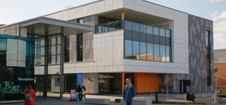 University of Hertfordshire's Enterprise Hub wins 'Project of the Year' Award