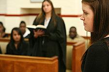 A mock trial