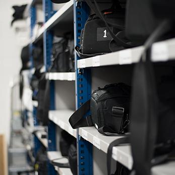 Equipment Loan Store