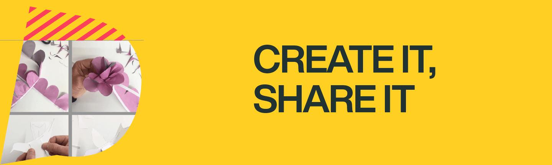 Create It Share It Thumbnail