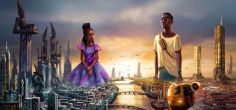 First of its kind collaboration sees Disney join forces with University of Hertfordshire graduate to create an original African sci-fi series