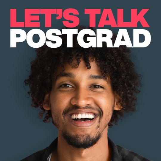 Postgraduate open day events